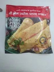 Special Moong Papad, Packaging Type: Packet