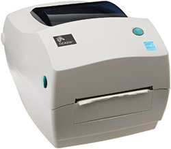 Zebra GC420t Monochrome Desktop Direct Thermal Printer