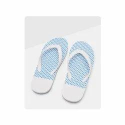 Eva Rubber Men Printed Flip Flops Slippers, Size: 6 To 10
