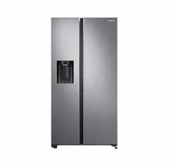 Samsung RS74R5101SL Side By Side With SpaceMax Technology 676l Refrigerator