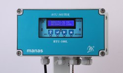 Manas Chiller Application (BTU 100L) BTU Meters, Industrial