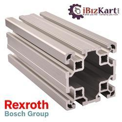 Polished Square Aluminum Profile
