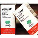 Viracept Mesilato De Nelfinavir Tablet