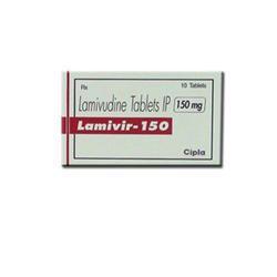 Lamivudine Lamivir 150mg Tablets