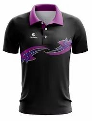 Embroidery Cricket T Shirt