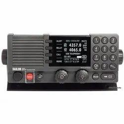 MF HF SSB with DSC- SAILOR 6300 MF/HF 150W CLASS A