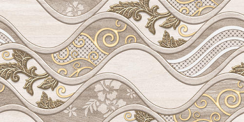 Digital Exterior Ceramic Wall Tiles चन मटट क