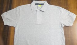 Cotton Casual Polo T-Shirt
