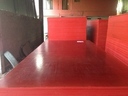 Gurjan Red Shuttering Plywood, Thickness: 12 Mm