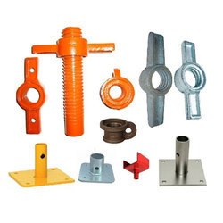 Galvanized Scaffolding Jack Accessories