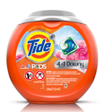 Tide PODS Plus Downy April Fresh Scent