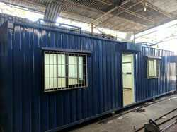 GI Prefabricated Portable Site Offices