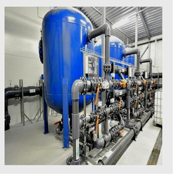 Industrial Boiler Water Treatment Plant, 220 - 240 Volts