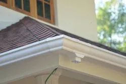 PVC Roof Gutter System