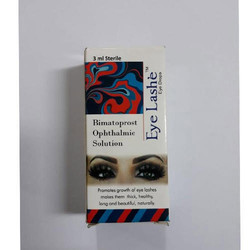 Bimatoprost Eye Drops
