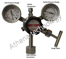 Chlorine Gas Regulator