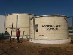 Zinc Aluminum Water Tank