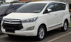By Road SUV Toyota Innova Car Rental Service, in North India