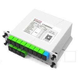 SC APC 1X12 PLC Splitter Card Insertion Type