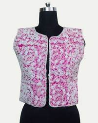 Ladies Cording Embroidery Jacket