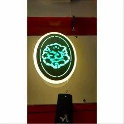 LED Ganesha Wall Fancy Light