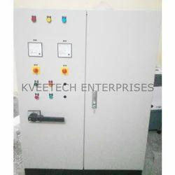215 hp Mild Steel Submersible Pump Panel, Dimensions: 1250 x 1000 x 500 mm
