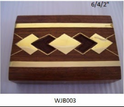 Wjb 003 Wooden Jewellery Boxes