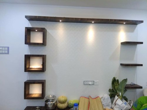 Wood Wall Mounted Ultra Modern Tv Cabinet Unit Warranty 1 Year For Residential Rs 1500 Unit Id 21170407591