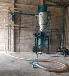 Pneumatic Vacuum Conveying System