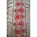 Bight Lycra Designer Embroidered Wedding Tent Satin Fabrics
