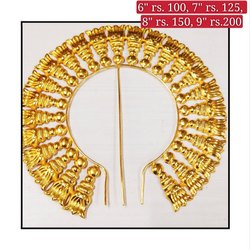 Golden Design God Thiruvachi