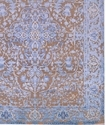 Best Design Bamboo Wool Silk Oxidized Carpets For Living Room