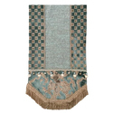 Blue Designer Table Runner