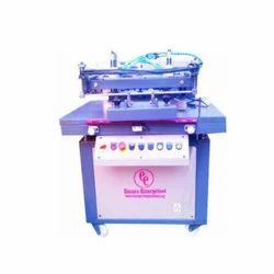 Big Size Pneumatic Flat Screen Printing Machine