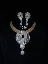 Ethnic Pendant Set
