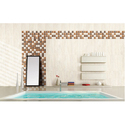 White Ceramic Digital Wall Tiles, Thickness: 10-15 Mm, Size: 12 X 36 Inch