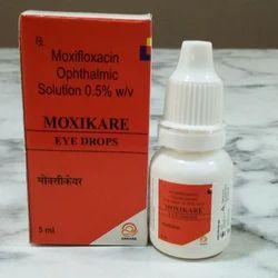 Moxikare Eye Drops, 5ml, Packaging Type: Box