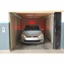 Mild Steel Car Lift