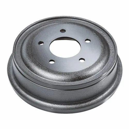Mild Steel Car Brake Drum, Paresh Auto Corporation | ID: 21597877830