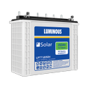 Luminous Solar Battery 150 Ah - Lptt12150h, Warranty: 5 Year