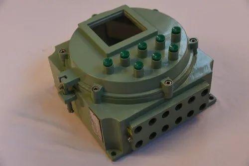 Flameproof Instrument Enclosure 250 x 250 x 140mm