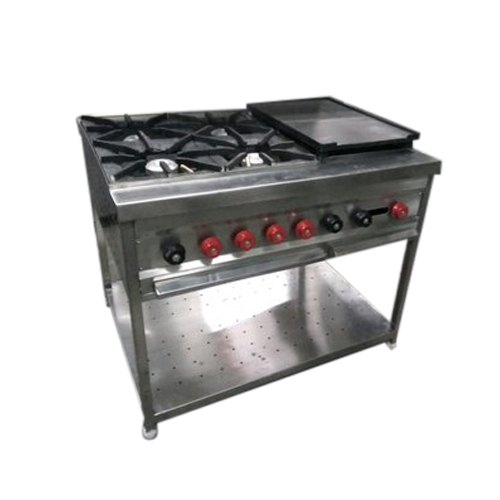 4 Burner Gas Stove Packaging Type Box