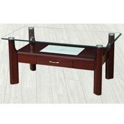 Attirant Glass Center Table