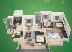 3BHK Apartment Construction Services