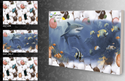 Marvel Glossy Ceramic Wall Tiles, Thickness: 5-10 Mm