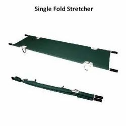 Single Folding Collapsible Stretcher