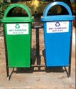 Dustbin 100 ltr twin