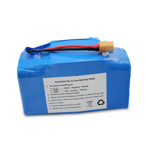 4 5 Ah Blue Hoverboard Battery Voltage 36 V