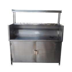 Stainless Steel Coffee Stall