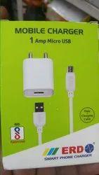 1 Amp Micro USB Mobile Charger